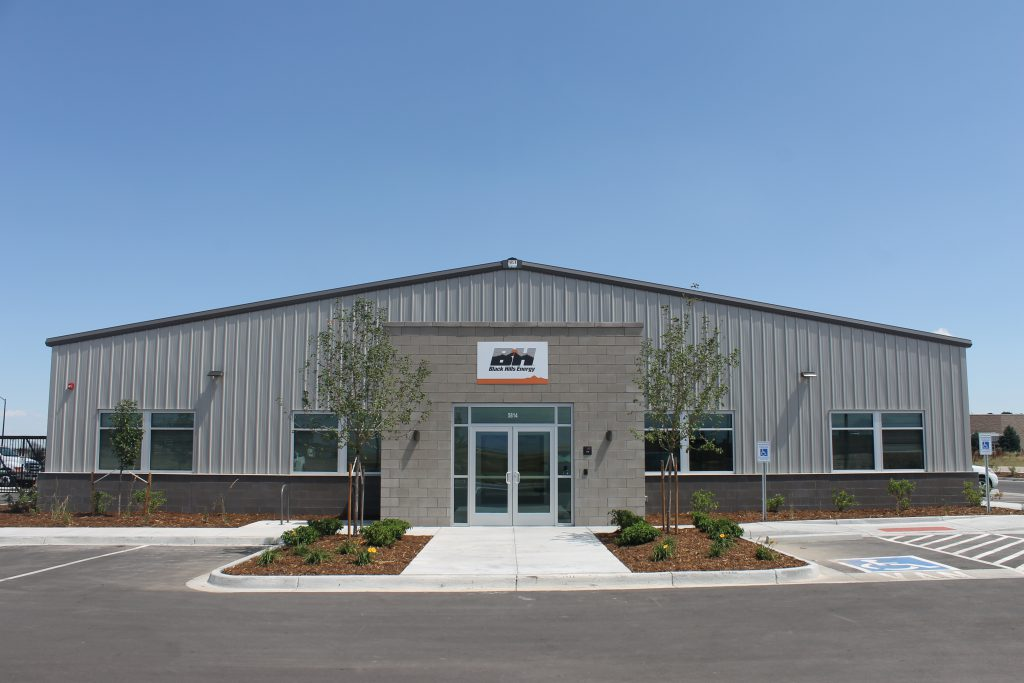 Black Hills Energy Building Project Howell Construction